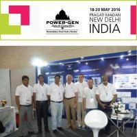 Участие в выставке POWER-GEN India & Central Asia, Нью Дели, Индия